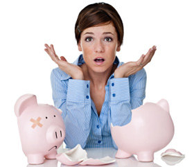 teen piggy bank Teens and Money: Lesson Learned? As a result of the Great Recession and the ...