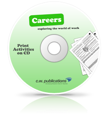 Print on CD - Exploring the World of Work